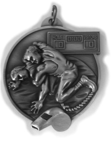 Medaille 3D