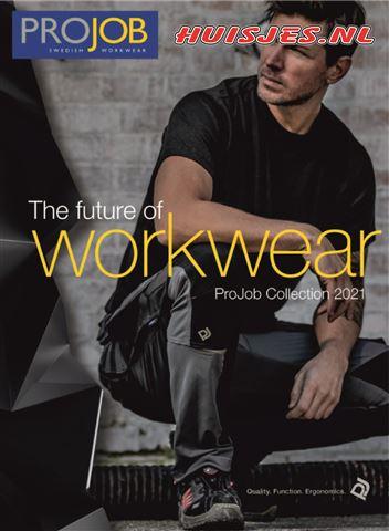 projob werkkleding 2021