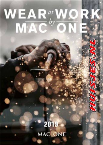 Mac One catalogus 2019