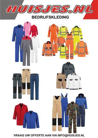 Bedrijfskleding werkkleding Huisjes