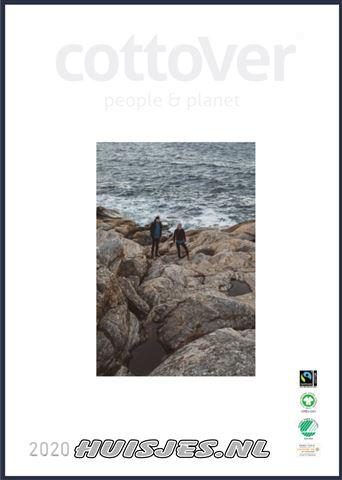 Milieuvriendelijke promotiekleding Cottover 2020