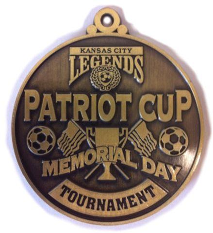 Medaille 2D
