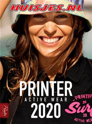 Printer sportkleding 2020