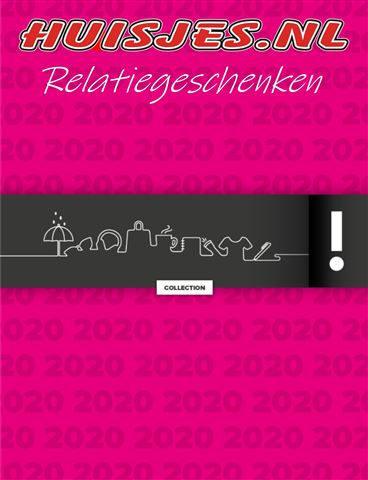 Relatiegeschenken Premiums Huisjes Hardenberg 2020